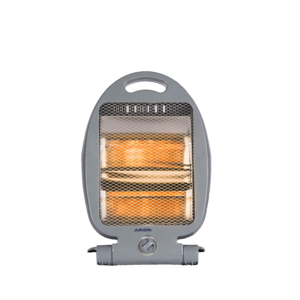 Halogen Heater 2 Candles with portable