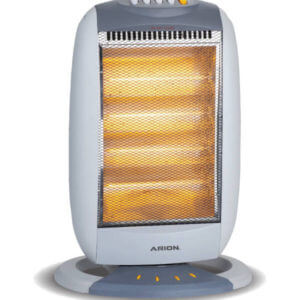 Arion Halogen Heater – 4 Candles