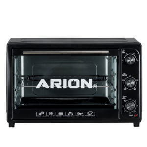 ARION Electric Oven 46 Liters – Black