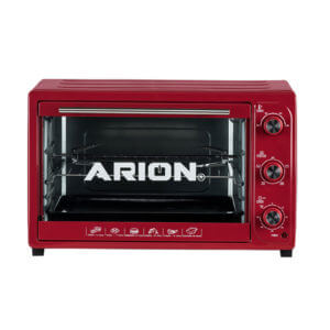ARION Electric Oven 46 Liters – Red