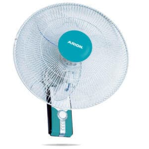 Arion Boeing Wall Fan 18 inch – Blue
