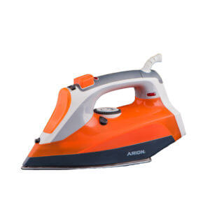 ARION Steam Iron Stainless Steel