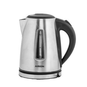 Arion Electric Kettle Stainless Steel – 1.7 Liter