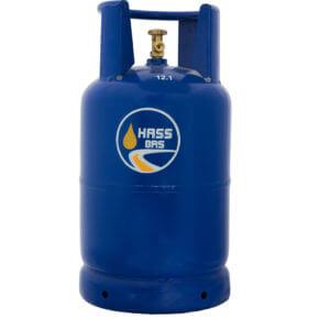 Empty LPG Cylinder 13 KG  / 27 liters capacity