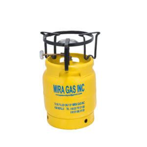 Empty LPG Cylinder 3 KG / 5 liters capacity