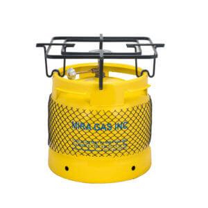 Empty LPG Cylinder  6 Kg / 12.9 liters capacity