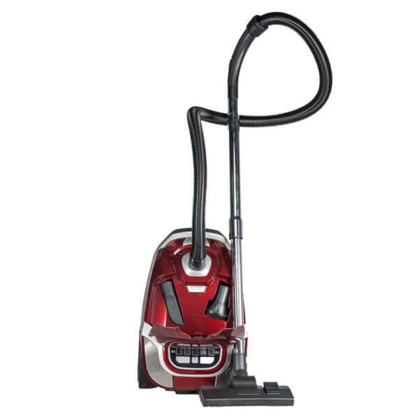 vacuum cleaner red